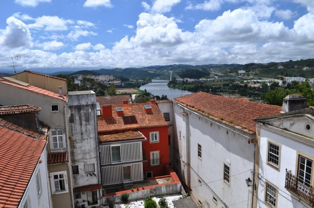 View of Coimbra from University of Coimbra - #VikingCruises - Day 3 in Coimbra, Portugal