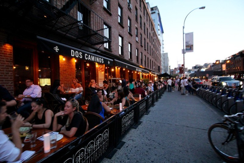 Dos Caminos Meatpacking