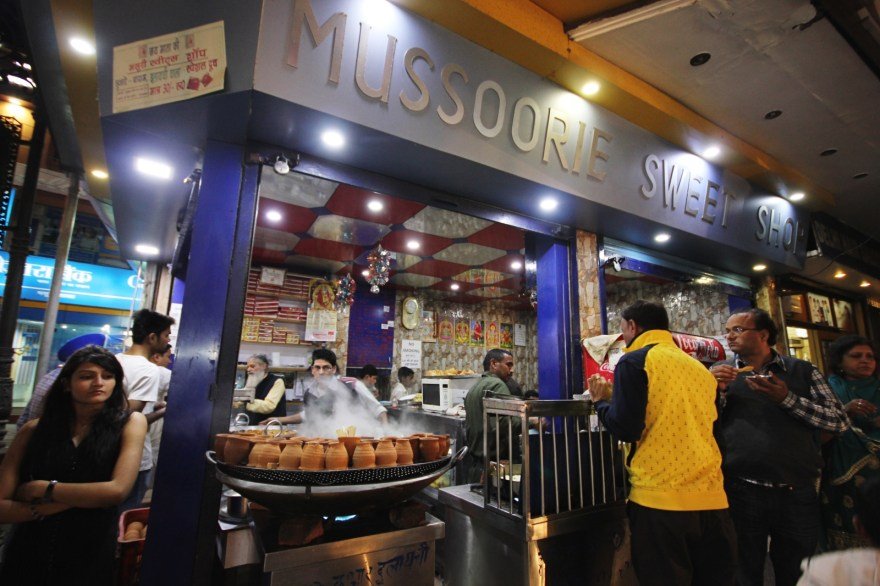 Mussoorie Sweet Shop, Mall road