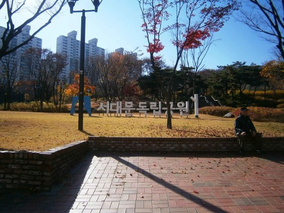 Arriving to Yonsei