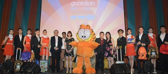 Guardian Garfield OTG