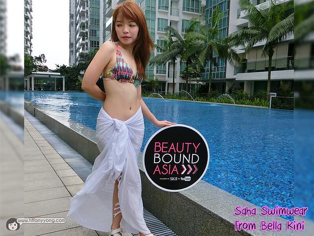 Saha Swimwear Tiffany Yong