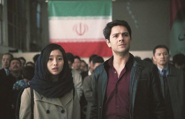 テヘラン空港で最後の救援機を待つ邦人たちの不安な様子