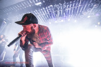 In Flames + Hellyeah + Source @ The Commodore Ballroom - December 14th 2016