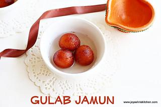 gulab- jamun
