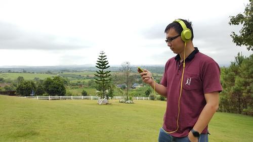 Sony NW-A25 กับ h.ear on MDR-100A