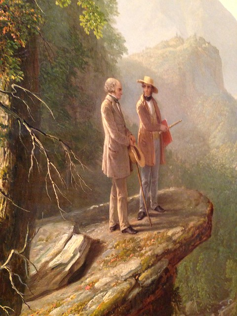 Asher Brown Durand: Kindred Spirits