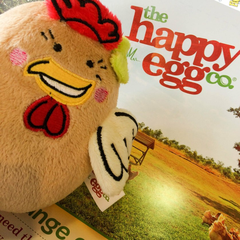 The Happy Egg Co. Was One of More than 80 Brands Supporting the World Food Championships, Orange Beach, Ala., Nov. 7 - 9, 2016