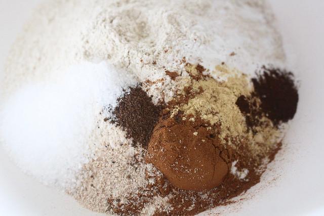 Pumpkin Chocolate Espresso Bundt - 1