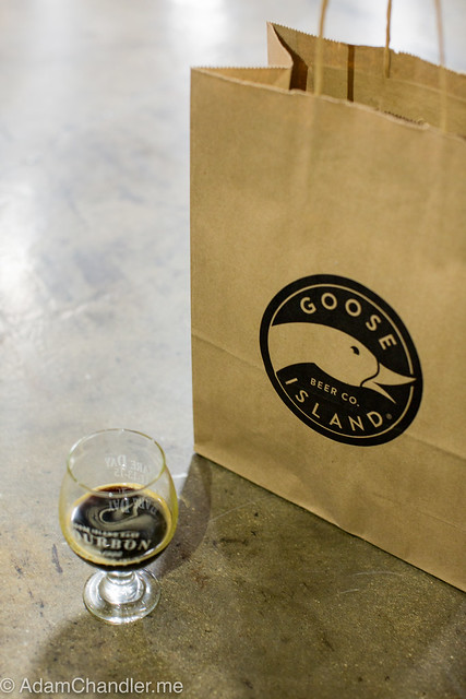 Goose Island's 2015 Rare Day Celebration in Chicago