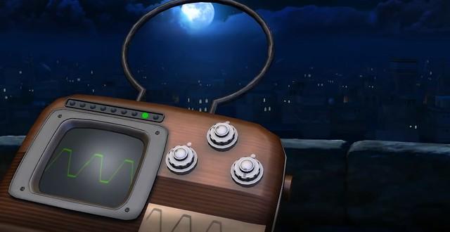 खोया क्षितिज 2 - रेडियो फ्रीक्वेंसी