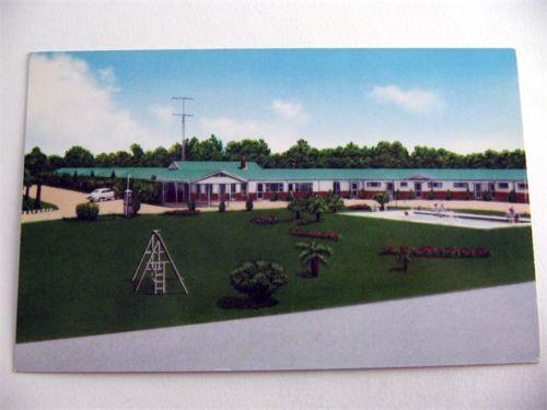 Sun Tan Motel Allendale front