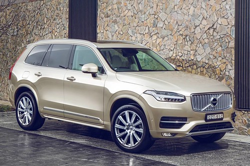 2015 Volvo XC90 - Review