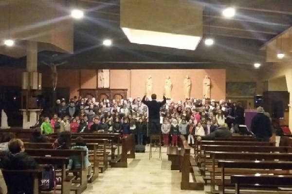 Natale InCanto - concerto di Natale 2015