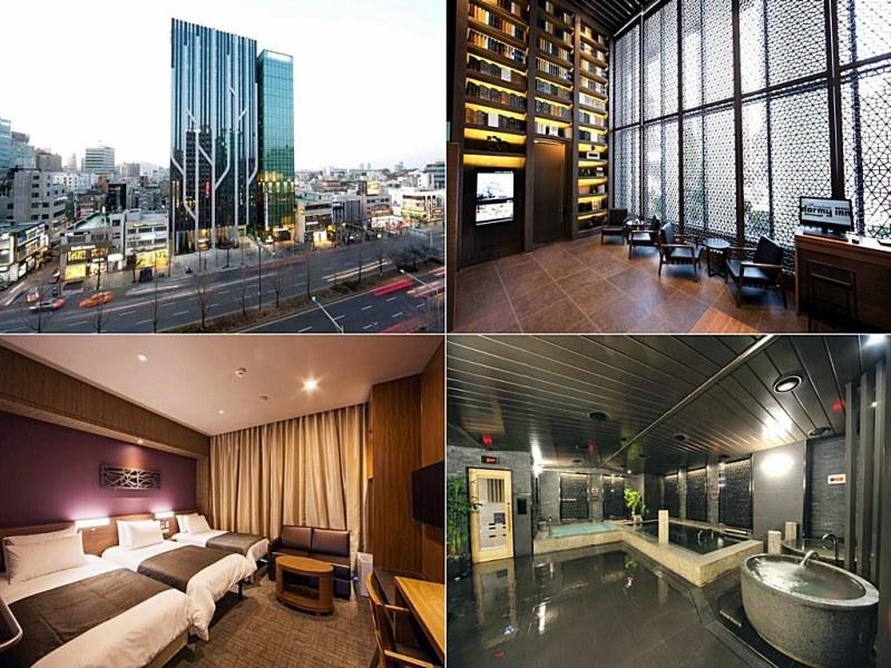 《首尔订房笔记》2015年11间新开业星级酒店.酒店推介,快快安排南韩首尔2016年小旅行