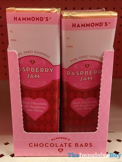 Hammond's Raspberry Jam Bars