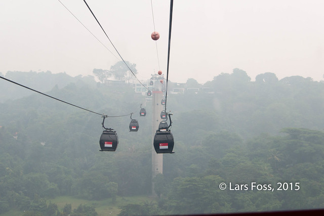 Cable Car to Faber Mountain