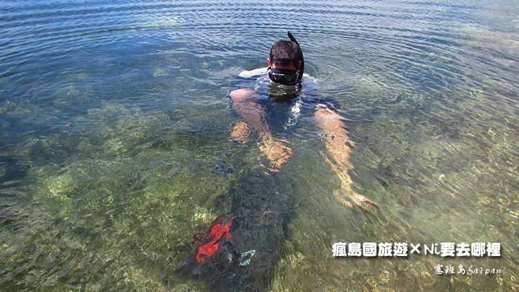 63塞班島坦克車潛水