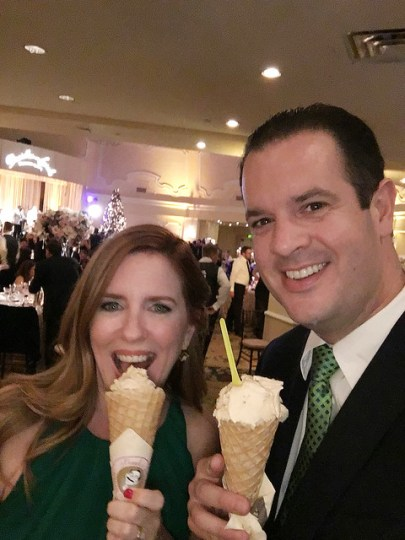 wedding gelato