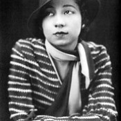 Etta Moten Barnett.
