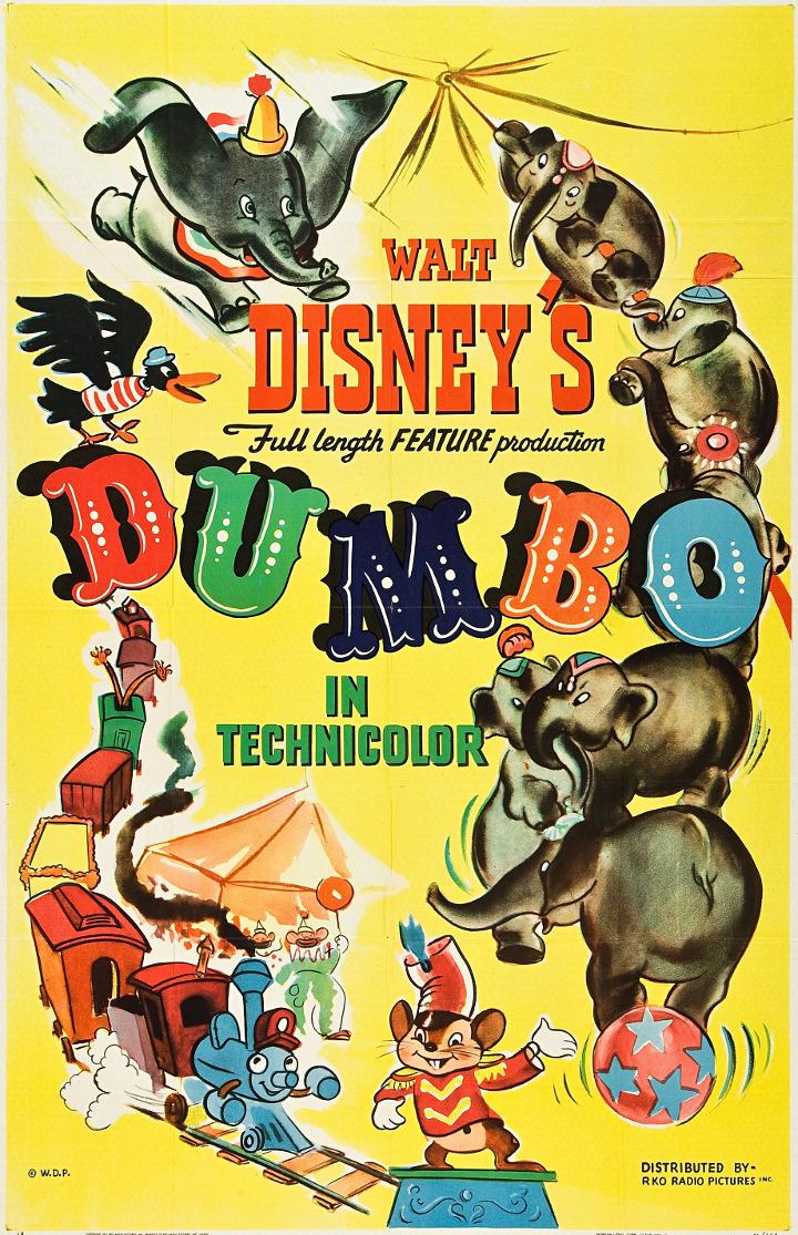 Disney-tiista: Dumbo