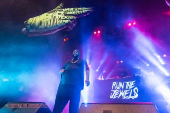 Run The Jewels + The Gaslamp Killer + Gangsta Boo + Nick Hook @ PNE Forum - February 8th 2017