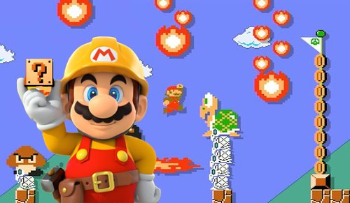 Super Mario Maker Pre-Orders Now Available