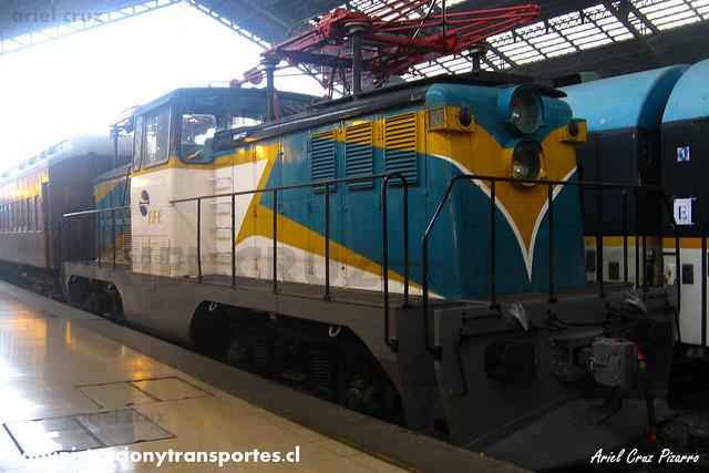 DPC2013 - Estación Central - Locomotora D1719