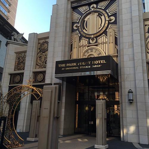 ホテルオープンでシティウォークの雰囲気が変わった。