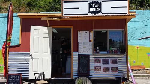 hot dog food cart portland