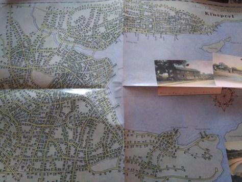 Appel de Cthulhu V7 - Cartes et plans