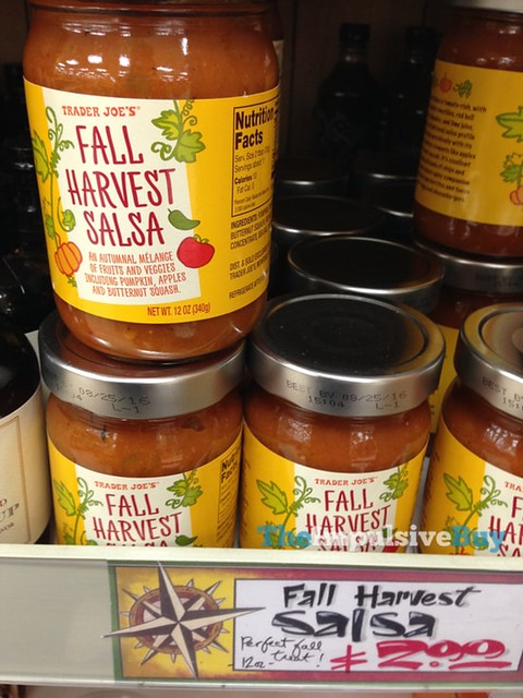 Trader Joe's Fall Harvest Salsa