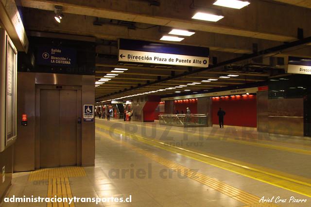 Metro de Santiago - Vicuña Mackenna