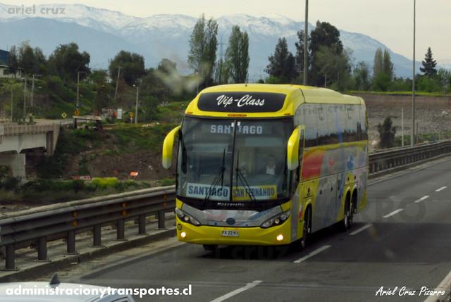 Jet Sur - Puente Maipo - Mascarello Roma 370 / Mercedes Benz (FXZZ51)