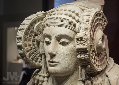 Dama de Elche (primer plano)