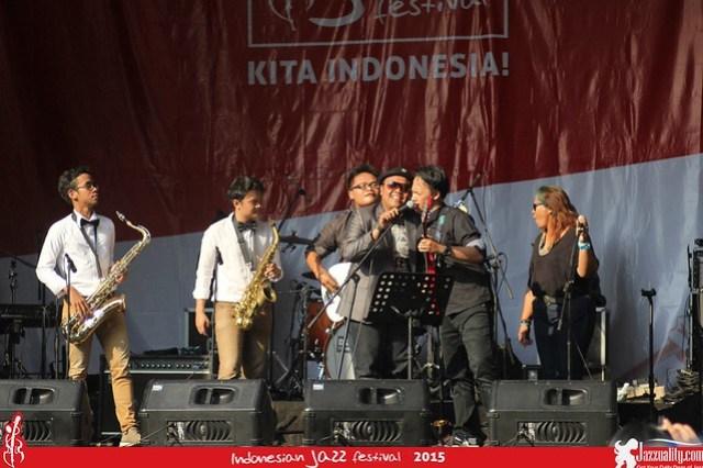 Indonesian Jazz Festival 2015 - ITS Jazz(2)