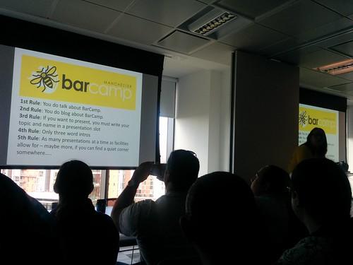 BarCampManchester6