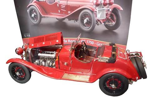 CMC Alfa Romeo 6C 1750 Gran Sport