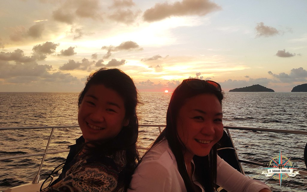 TROPIKA Leisure yacht for events or sunset cruise in Kota Kinabalu, Sabah, Chloe Tiffany Lee (1)