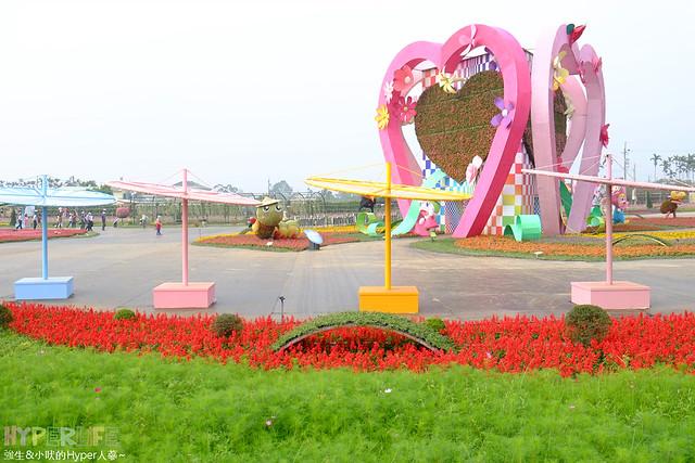 2015台中新社花海53