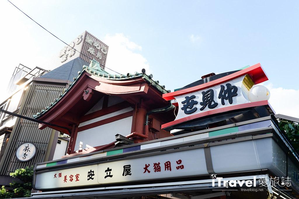 东京浅草购物 仲见世商店街 13