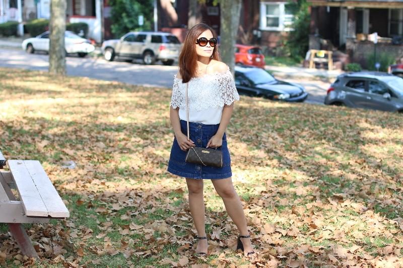 off-shoulder-lace-button-skirt-6