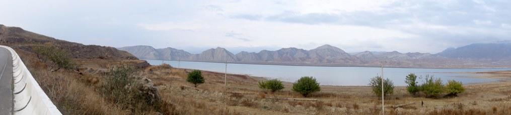 Lake Toktogul | Jan, 2016