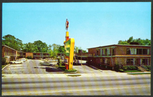 Holiday Inn Orangeburg front