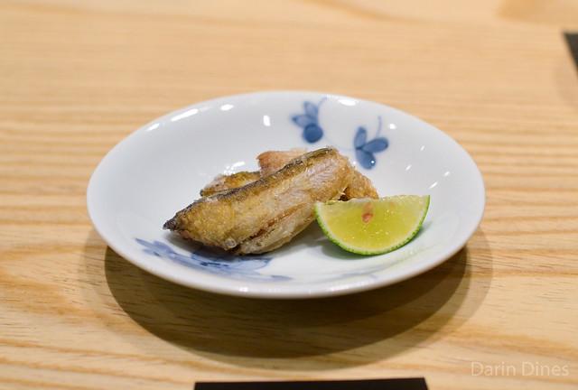 Deep Fried Sand Fish