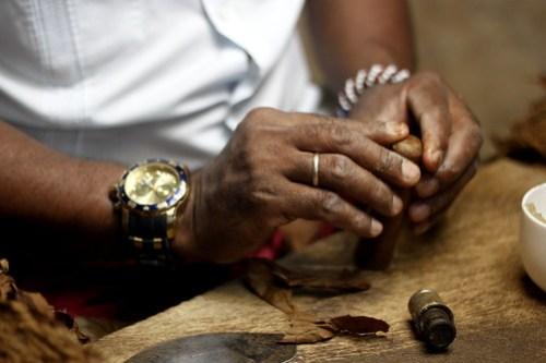 Cigar Rolling, Havana, Cuba