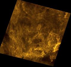 Interstellar filaments in Polaris