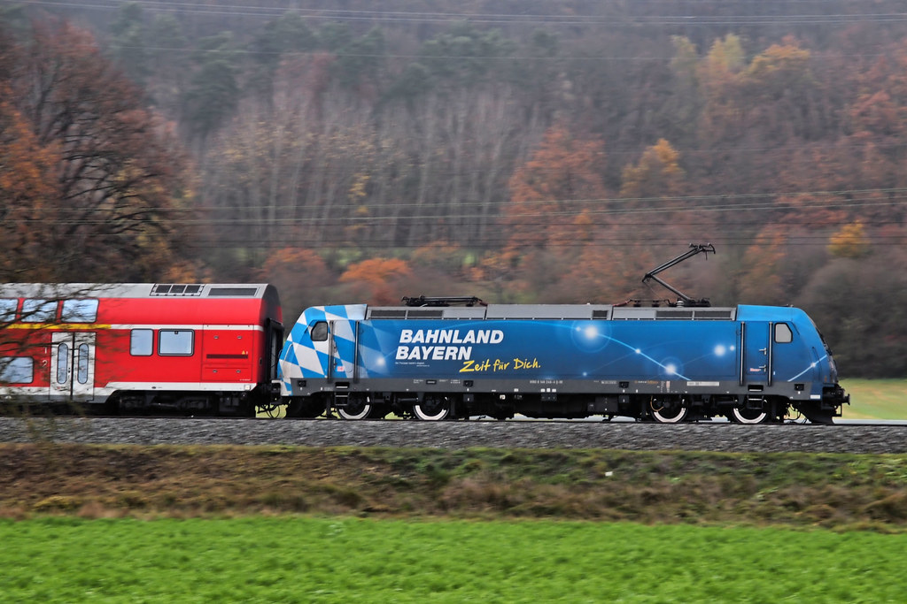 D DB 146 346-4 Harrbach 14-11-2015