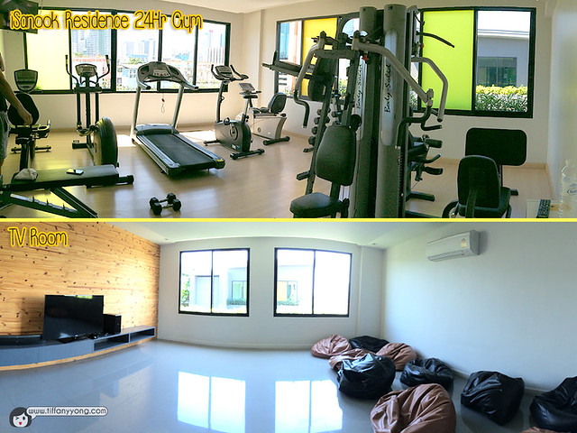 iSanook Residence Gym