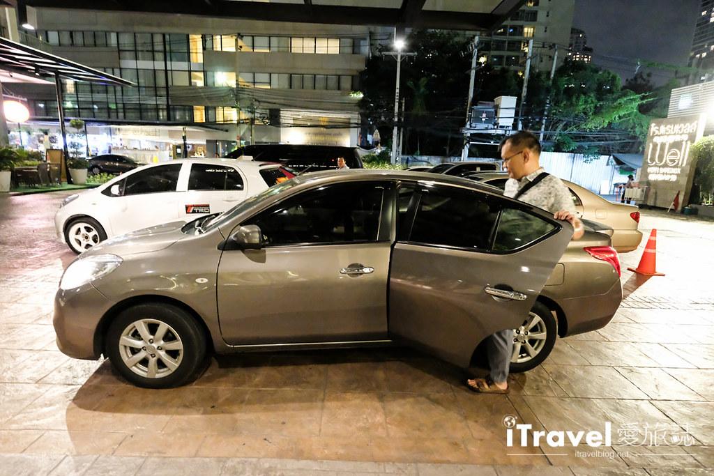 曼谷自由行工具 UBER叫车APP (28)